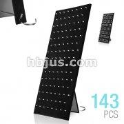 Black Velvet 143 Clip Hardwood Board