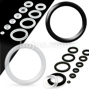 10PC Silicon O-Ring Package[3 Oring Colors Available]