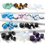 Starter Pack 264 Pcs Semi Precious Plugs Assorted Best Sellers
