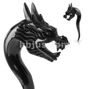 Vertical Organic Horn Dragon Talons