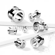 Screw Fit Flesh Tunnels Up to 2