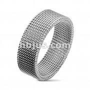 Flexible Stainless Steel Mesh Screen Ring