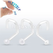 Clear Nose Screw Retainer