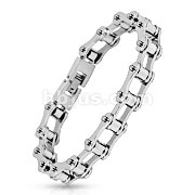 Bicycle Chain Link 316L Stainless Steel Bracelet