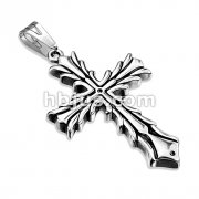 316L Stainless Steel Celtic Cross Pendant