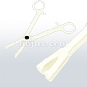 Slotted Pen Disposable Forceps