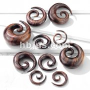 Organic Sono Wood SpiralTaper